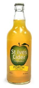 st ives cider cornwall